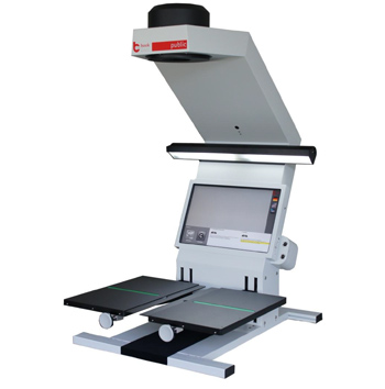 Book2net Kiosk II Book Scanner