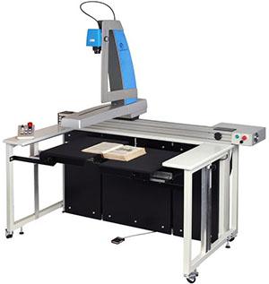 i2S SupraScan II Book Scanner
