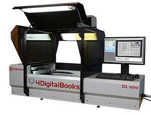 i2S Digibook DL-mini Book Scanner