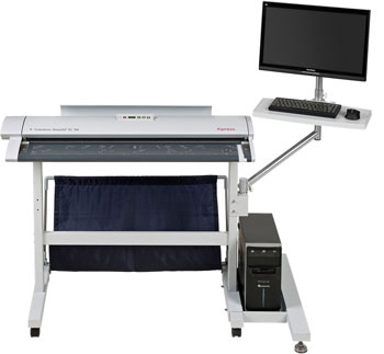 SmartLF SC36 Xpress Large Format Book Scanner