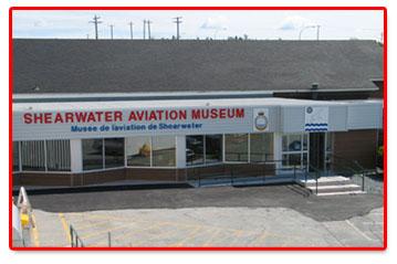 shearwater museum atrium