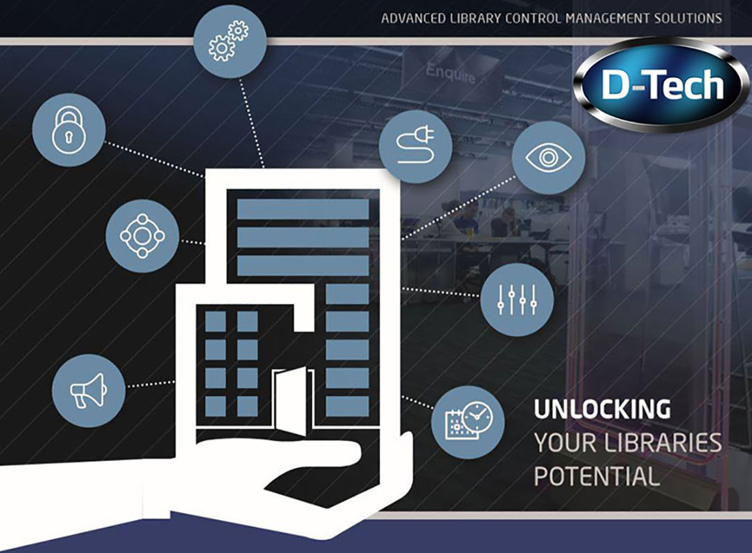 D-Tech Library Solutions from Ristech
