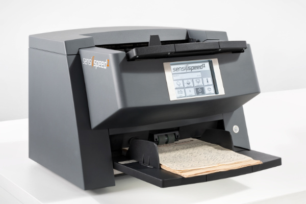 Sensispeed scanner